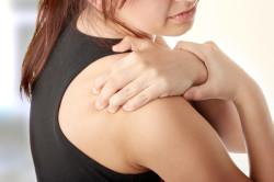 Боль в плече при остеохондрозе