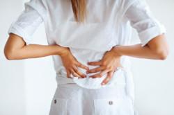 Тянущие боли в спине при грыже