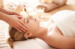 Устранение головной боли с помощью массажа