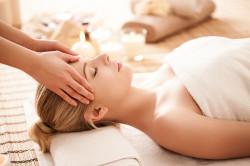 Расслабляющий массаж головы при мигрени