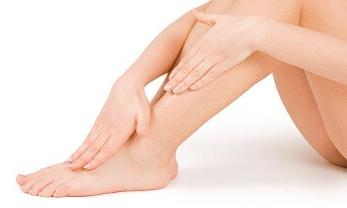 Проблема панариции на ноге