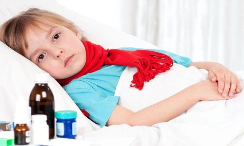 Проблема ларингита у детей