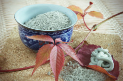 Голубая глина для лечения эндометриоза матки