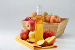 Польза яблочного уксуса при абсцессах
