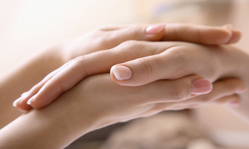 Проблема грибка на руках