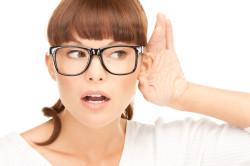 Ухудшение слуха при воспалении лицевого нерва