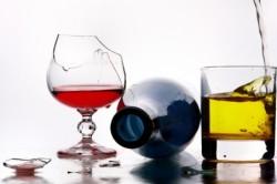 Вред алкоголя при розацеа
