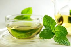 Польза чая с мятой при болях в желудке