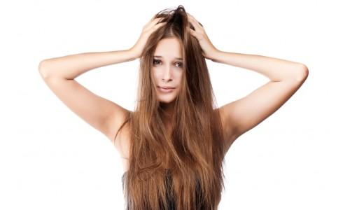 Проблема грибка на коже головы