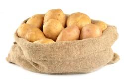 Польза картофеля при мозолях