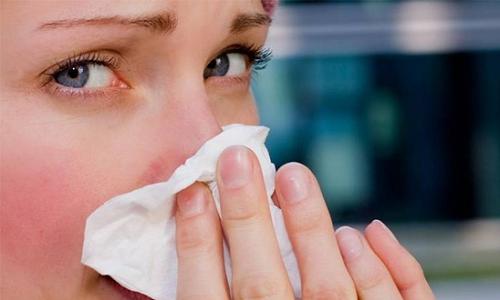 Заложенность носа на фоне воспаления слизистой