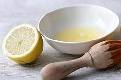 Лимонный сок для отбеливания зубов