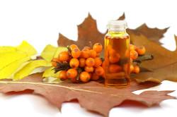 Облепиховое масло для лечения узлов щитовидной железы