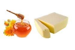 Польза меда и сливочного масла при бронхите