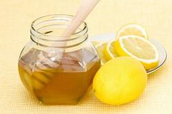Мед и лимон при коксартрозе тазобедренного сустава