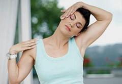 Упражнения для шейных мышц