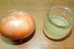 Сок лука для лечения отрубевидного лишая