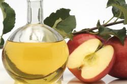 Яблочный уксус против грибка