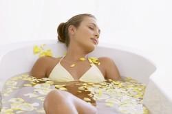Польза травяных ванн при периартрите