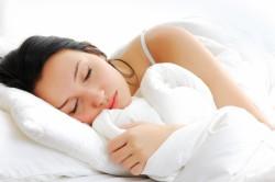 Нормальный сон - профилактика грыжи