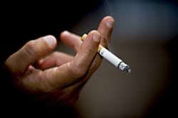 Курение - причина развития гангрены