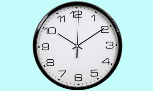 При несложненных грыжах вся процедура занимает не более часа